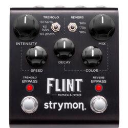 Strymon Flint Black Knob edition