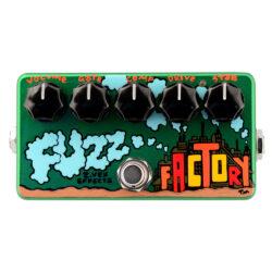 Zvex Fat Fuzz Factory Hand Painted