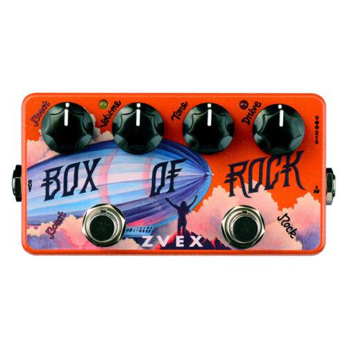 Zvex Box of Rock Vexter 25th Anniversary