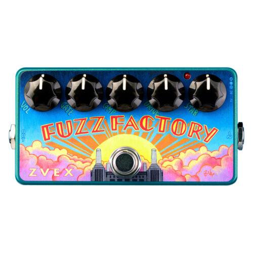 Zvex Fuzz Factory Vexter 25th Anniversary 2021