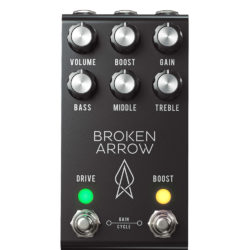 Jackson Audio Broken Arrow V2