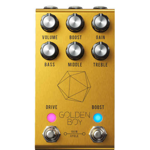 Jackson Audio Golden Boy