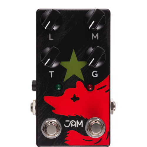 JAM Pedals Red Muck Bass