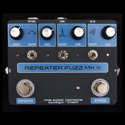 Reuss Repeater Fuzz MK III