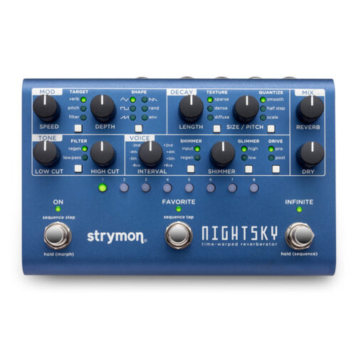 Strymon NightSky reverb