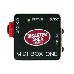 Disaster Area MIDI Box One