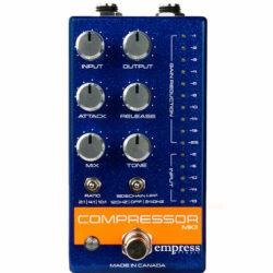 Empress Effects Compressor MKII Blue