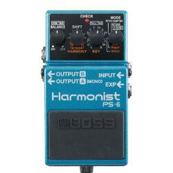 Boss PS-6 Harmonist