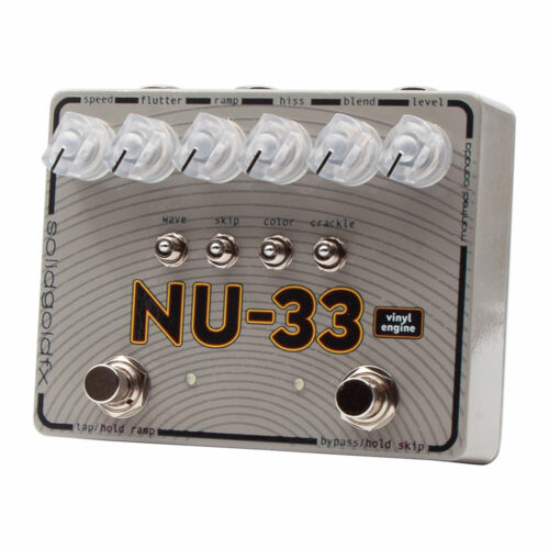 SolidGoldFX NU-33 - right angle view