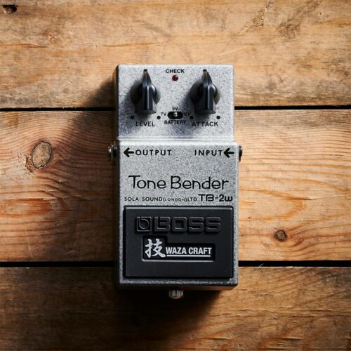 Boss TB-2W Tone Bender - centered view