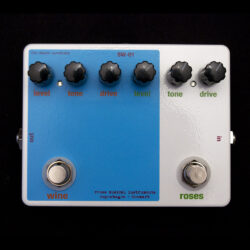 Reuss Wine & Roses Steve Wynn signature pedal (The Dream Syndicate)