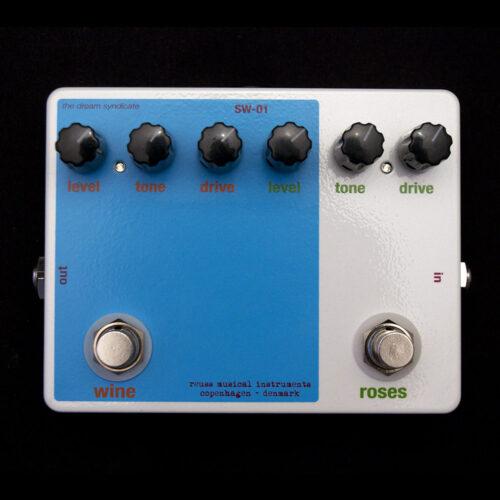 Reuss Wine & Roses Steve Wynn signature pedal (The Dream Syndicate)