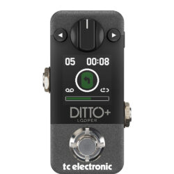 TC Electronic Ditto+ Looper