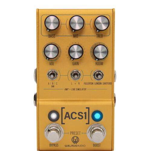 Walrus Audio Mako ACS1