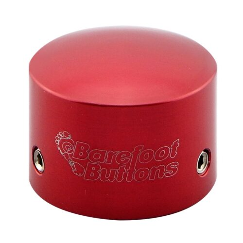 Barefoot Buttons V1 Tallboy Red