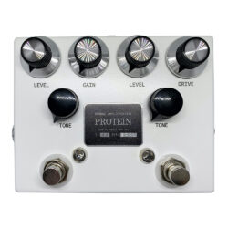 Browne Amplification Protein Dual Overdrive White