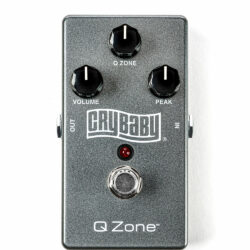 Dunlop Cry Baby Q Zone QZ1 Fixed Wah