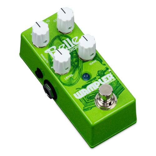 Wampler Belle Overdrive - left angle view