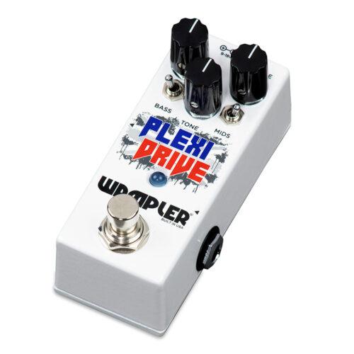 Wampler Plexi-Drive Mini - right angle view