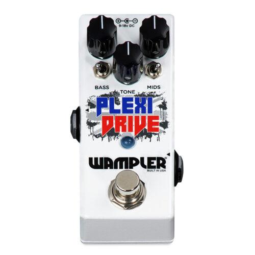 Wampler Plexi-Drive Mini - front view