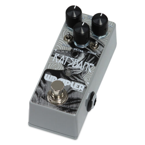 Wampler Ratsbane - right angle view