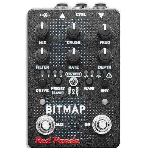 Red Panda Bitmap V2
