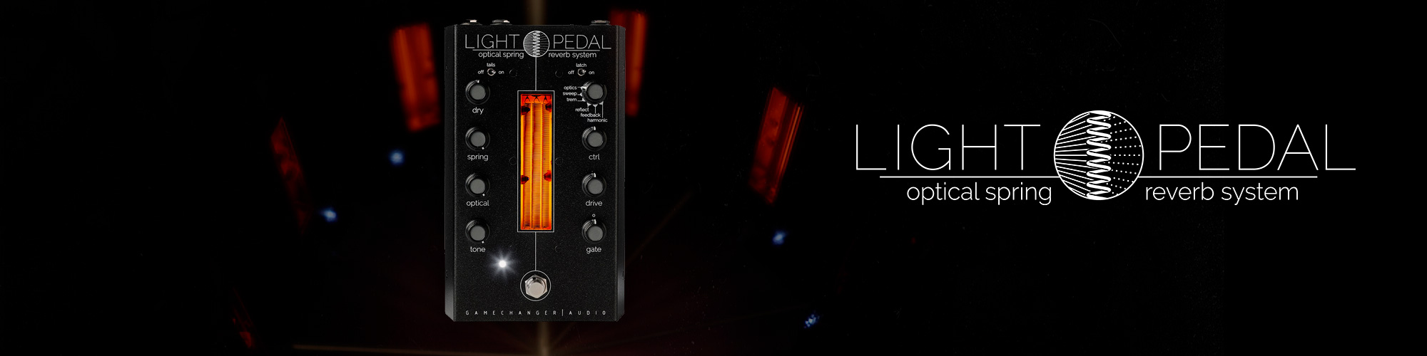 Gamechanger Audio LIGHT Pedal