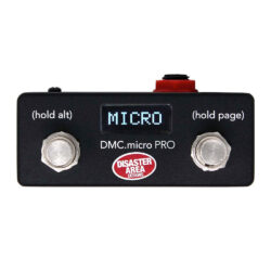 Disaster Area DMC.Micro Pro