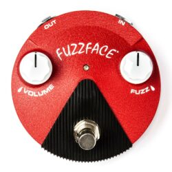 Dunlop FFM6 Hendrix Band of Gypsys Fuzz Face Mini