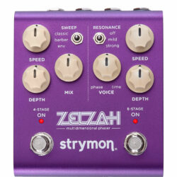 Strymon Zelzah Dual Phaser
