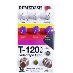 Demedash Effects T-120 Videotape Echo V2 Deluxe