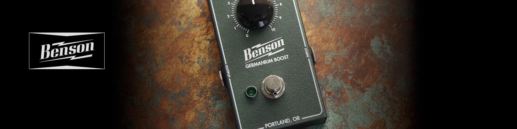 Benson Amps Germanium Boost