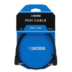 Boss BCC-2-3535 3.5mm TRS-TRS MIDI cable, 60 cm