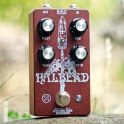 Electronic Audio Experiments Halberd V2
