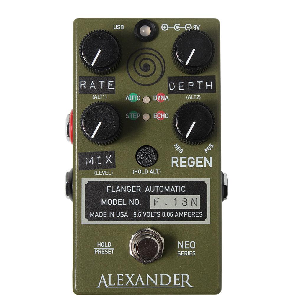 Alexander Pedals F-13 Neo