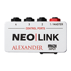 Alexander Pedals Neo Link