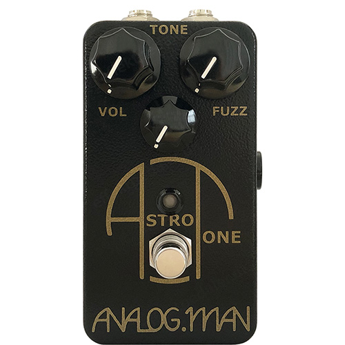 Analog Man Astro Tone (Rough Black)