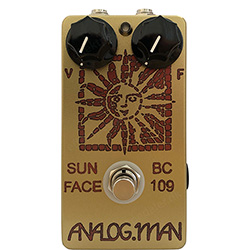 Sun Face BC109C Telefunken NOS