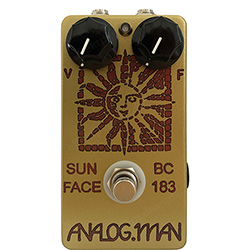Sun Face BC183 Silicon