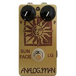 Sun Face Low Gain vintage germaniums