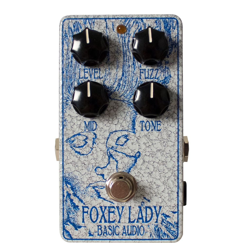 Basic Audio Foxey Lady