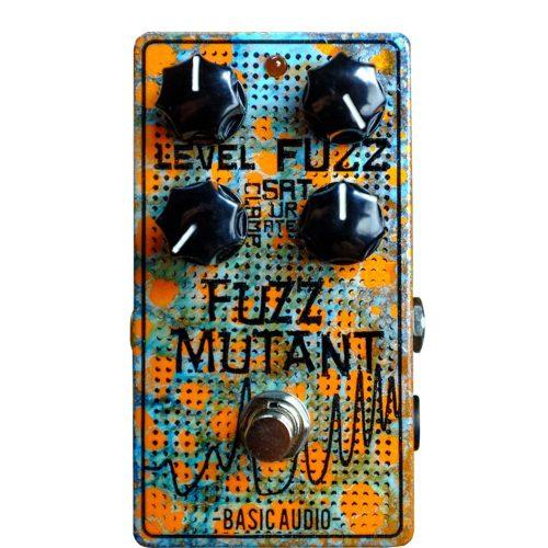 Basic Audio Fuzz Mutant