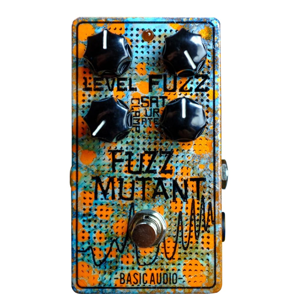 Basic Audio Fuzz Mutant