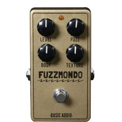 Basic Audio Fuzzmondo