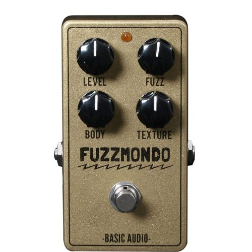 Basic Audio Fuzzmondo