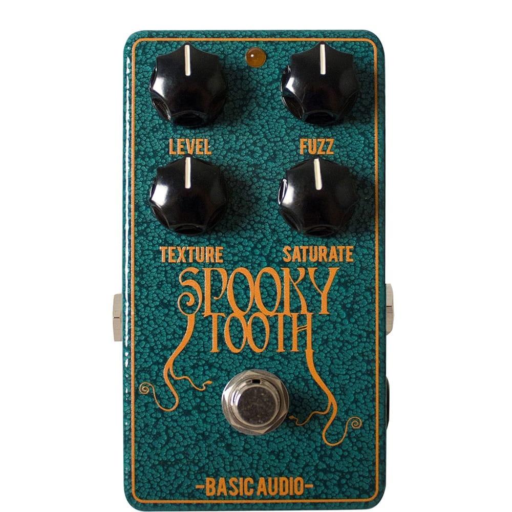 Basic Audio Spooky Tooth