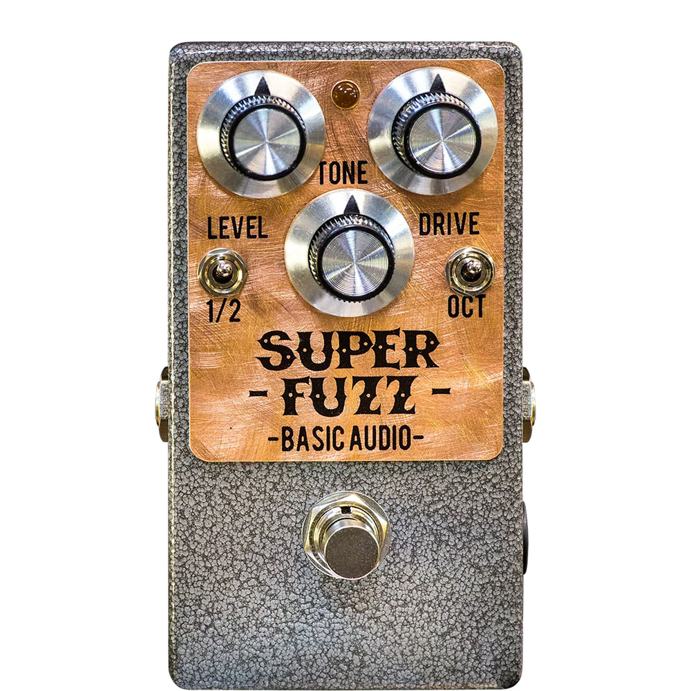 Basic Audio Super Fuzz