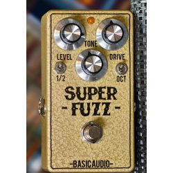Basic Audio Super Fuzz 2020