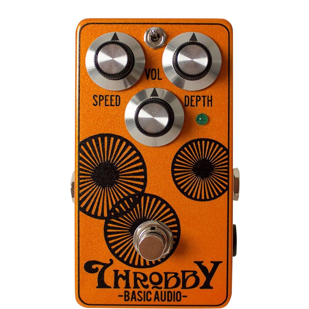 Basic Audio Throbby