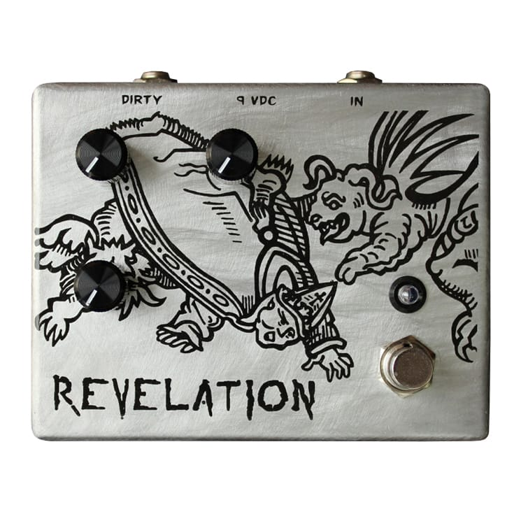 Black Arts Toneworks Revelation SuperBass